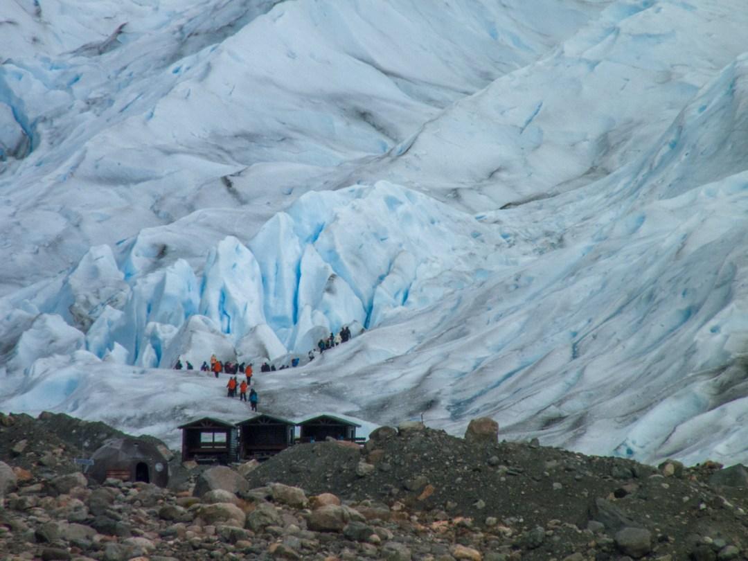 Minitreeking Glaciar Perito Moreno