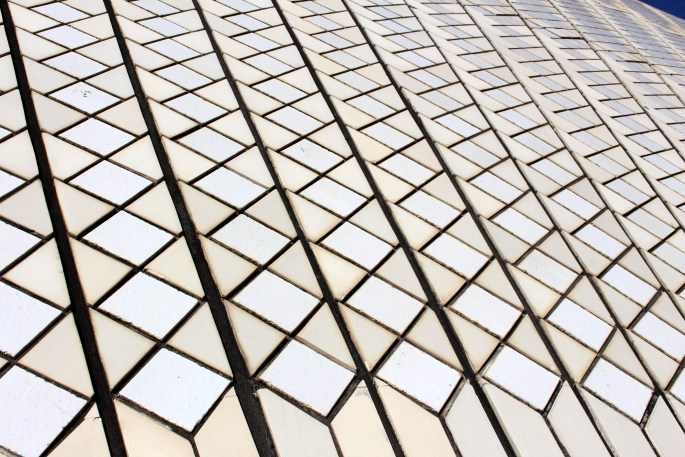 Azulejos Opera house sydney