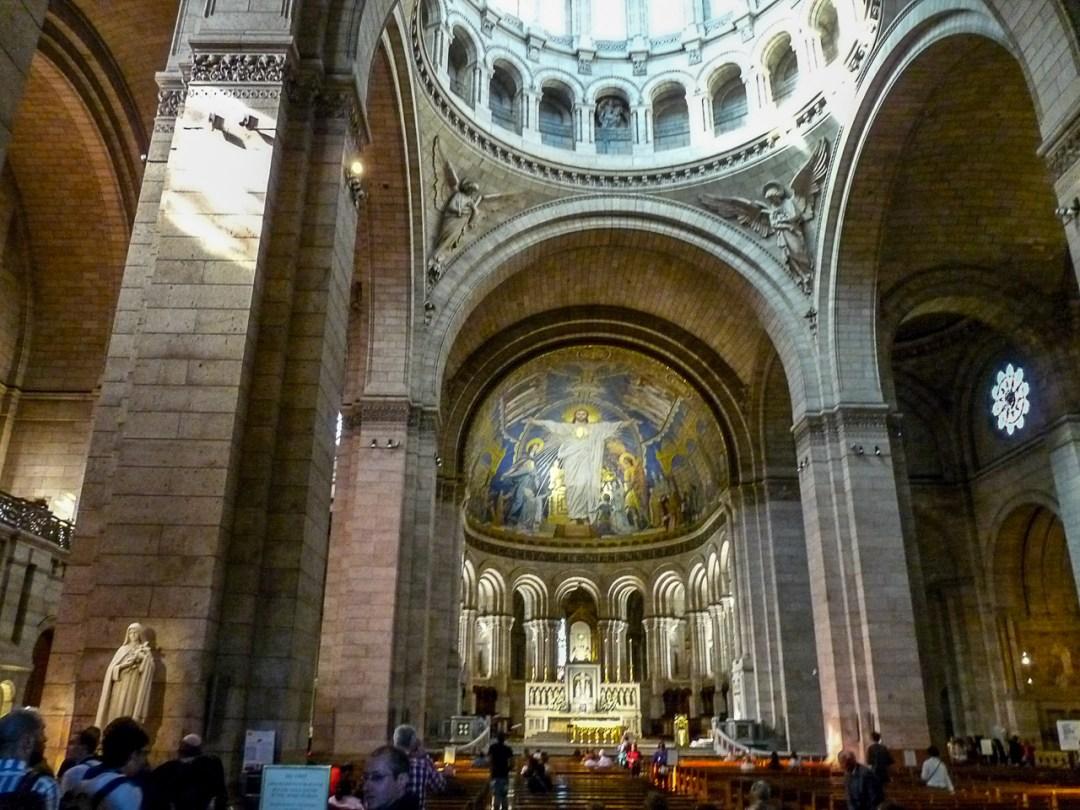 Basílica de Sacre Cour