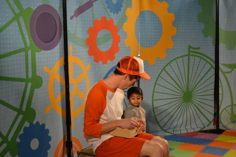 Bay Area Children's Theatre – Wheels On The Bus