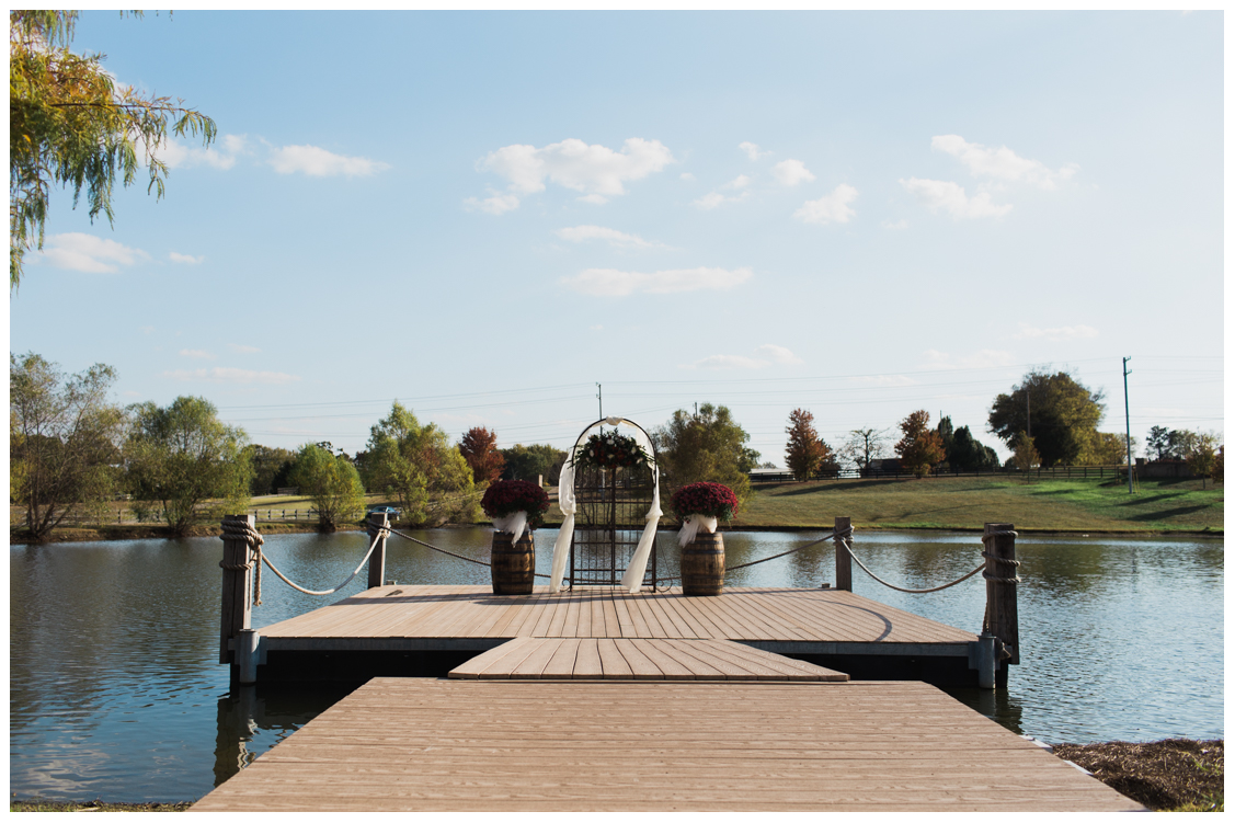 Bagsby Ranch Dock