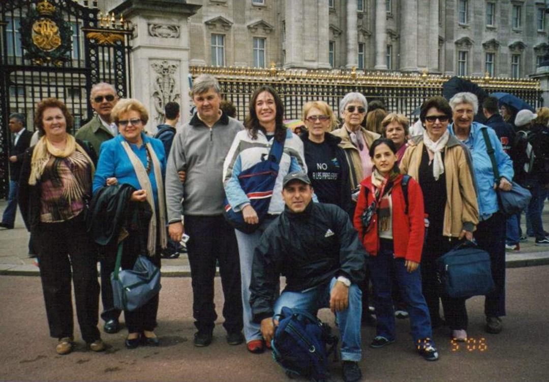 Micky Fiscina y su grupo