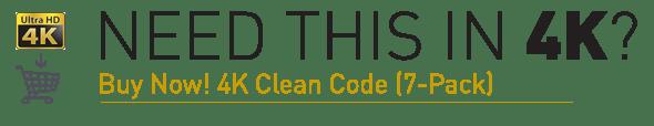 Clean Code (7-Pack) - 3