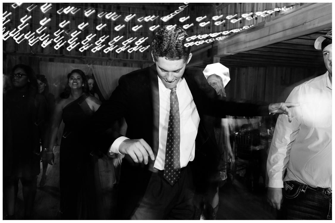 Dancing at Bagsby Ranch