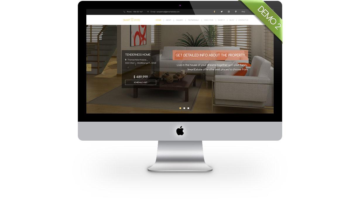 Smart Estate - Ultimate Single Property Theme - 4