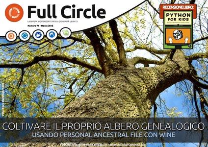 Full Circle Magazine n.71