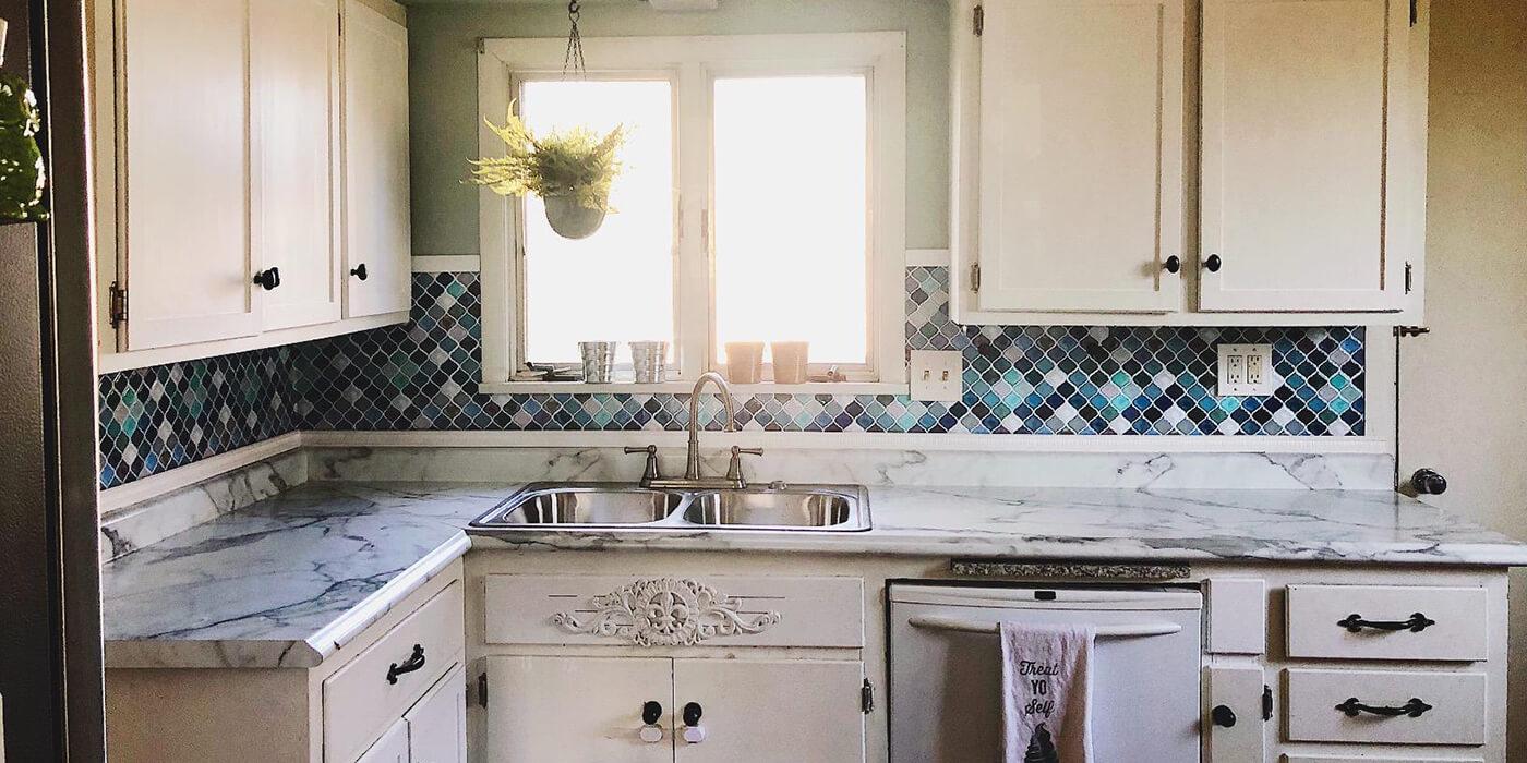 Self Adhesive Wall Tiles For Kitchen Backsplash Kaskus