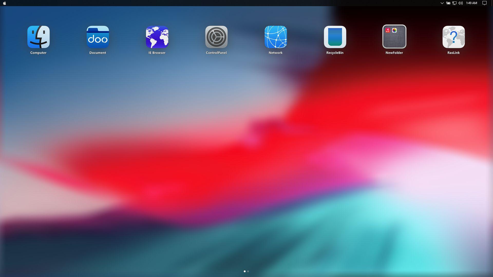 ios theme for windows 7 32 bit free download