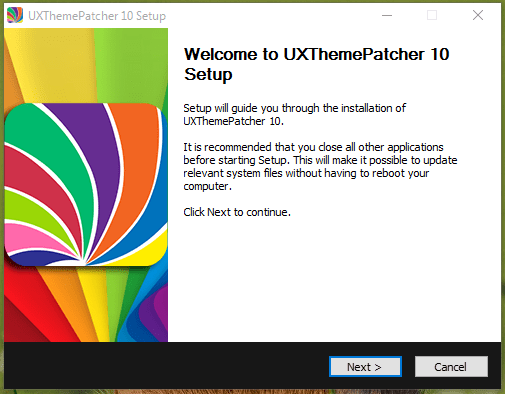 ultrauxthemepatcher windows 10 themes