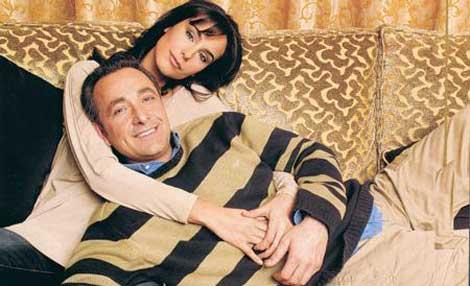 صحرا و همسرش