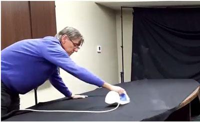 Gary-ironing