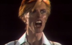 US TV advert for David Bowie's 'Young Americans'