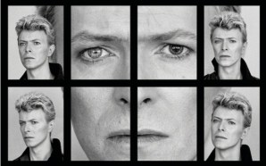 Tony McGee - David Bowie's Eyes Collage, 1982
