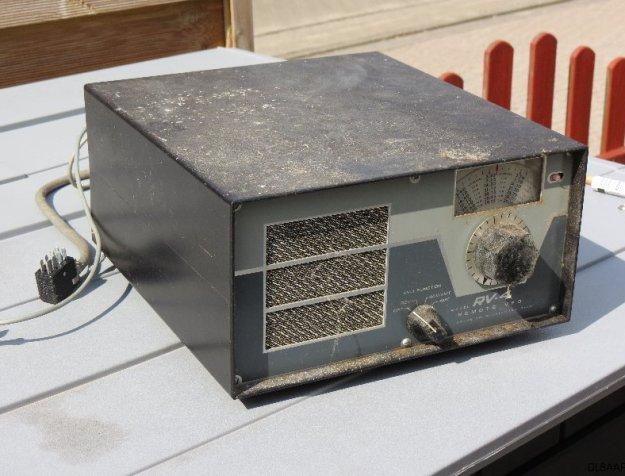 Drake RV-4 nach 25 jahren unbenutzt