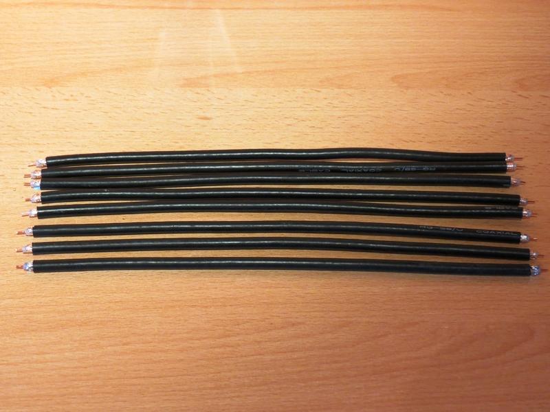 bau einer colinear antenne aus koaxkabel f r 70cm 9db. Black Bedroom Furniture Sets. Home Design Ideas