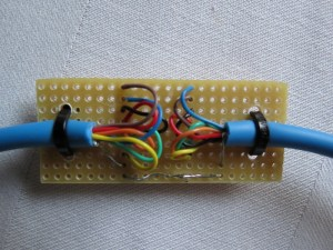 Adapter-Platine Genderchanger