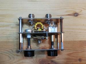Rauschmessbrücke Prototyp