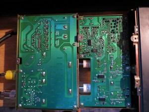 HF-Platine im Automatiktuner Kenwood AT50
