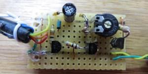 RS232-TTL Konverter nach DL8WA