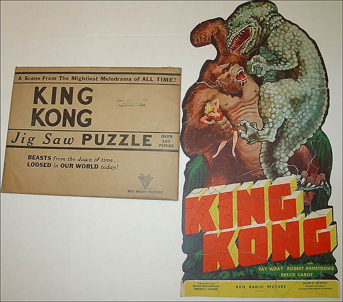 King Kong on the Radio (1933) 680