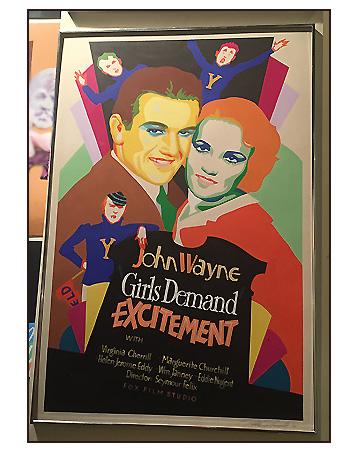 Girls Demand Poster Art Work