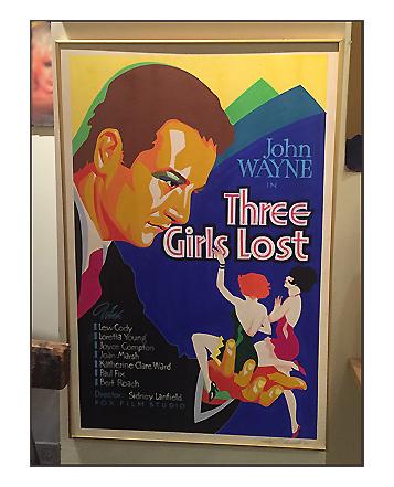 Three Girls Lost Madelena Art