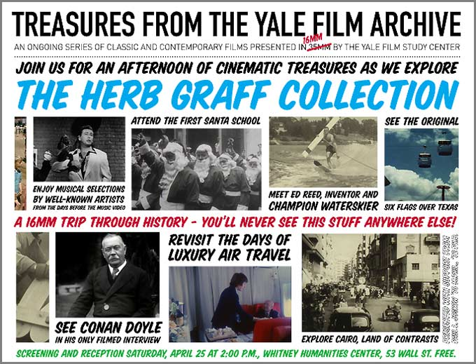 Herb Graff Collection-Yale University-2
