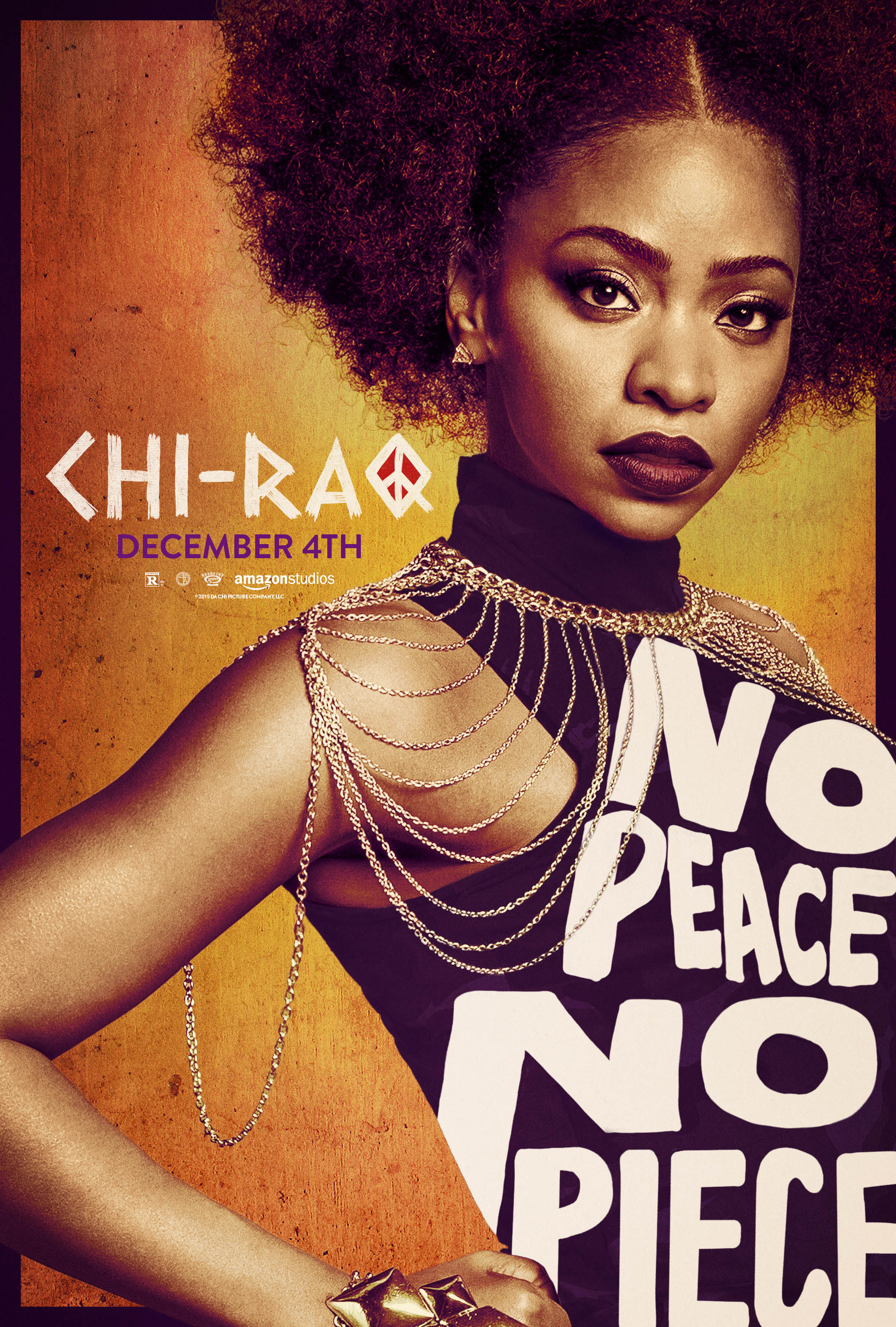 CHI-RAQ - Character Poster - Teyonah Parris