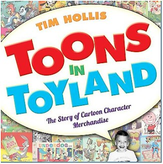 Toons in Toyland Book-357