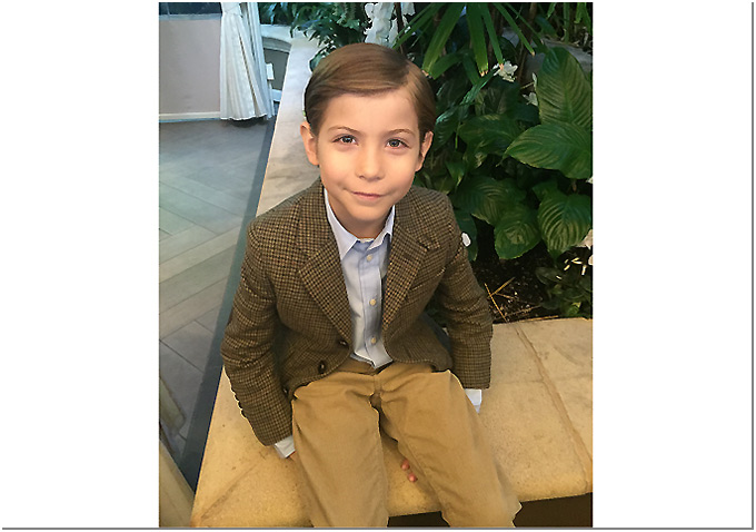 Jacob Tremblay-from Room