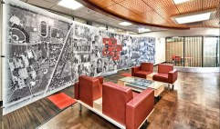 Homewood Flossmoor Community High School Administration Remodeling