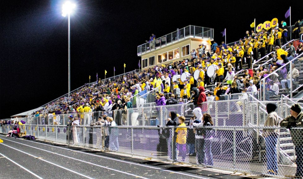 New Stadium for Mendota Township High School