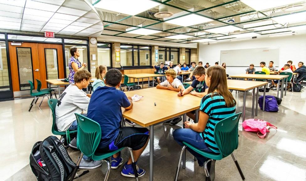Ridgewood High School STEM Lab