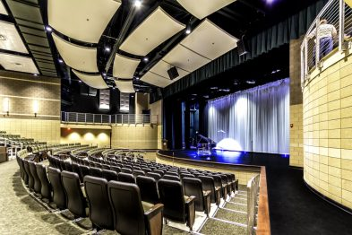 Ridgewood High School Performing Arts Theater