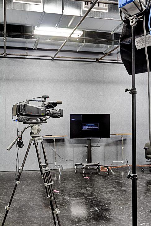 Flexible Video Recording Studio