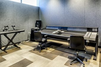 Sound Control Booth