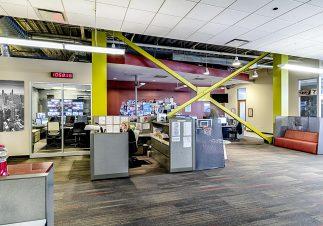 Content Production Facility design | DLA Architects