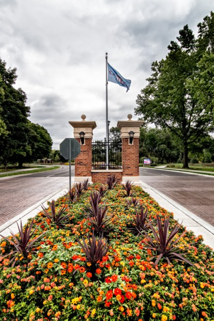 Cantigny Park Main Entrance