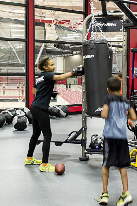 A Hardworking Sports & Recreation Center Design