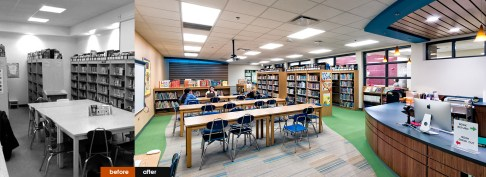 Classroom Addition creates space to learn 21st Century skillsWestern-SpringsSL-03