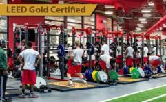 Homewood-Flossmore High School LEED Gold Certified