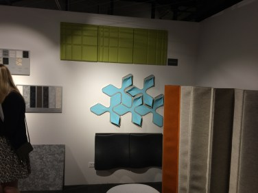 Acoustic panels at ICF Group