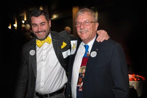 Ed Wright and Bruce Dahlquist (DLA Architects, Ltd.)