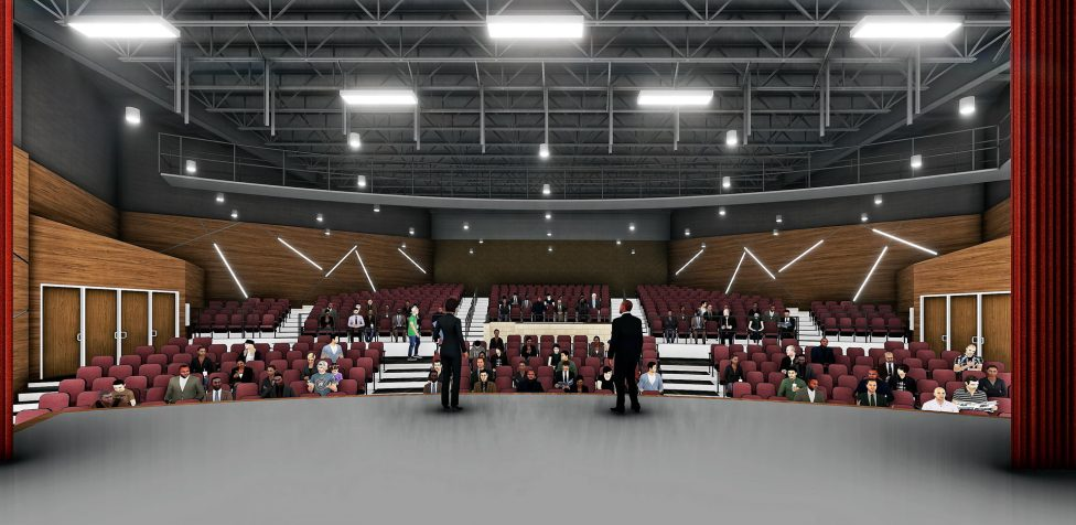 Kankakee High School Auditorium