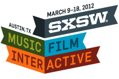 DLabrie 1st time at SXSW (2012)