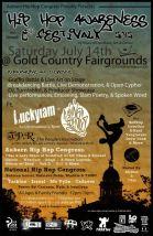 7/14 - LuckyIAm, RDV & Bronx tour in Auburn,CA
