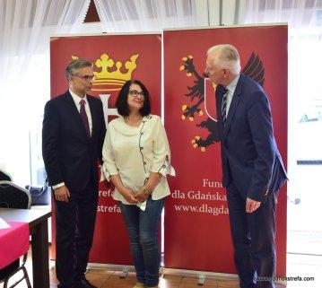 Fundacja dla Gdańka i Pomorza i Wicepremier