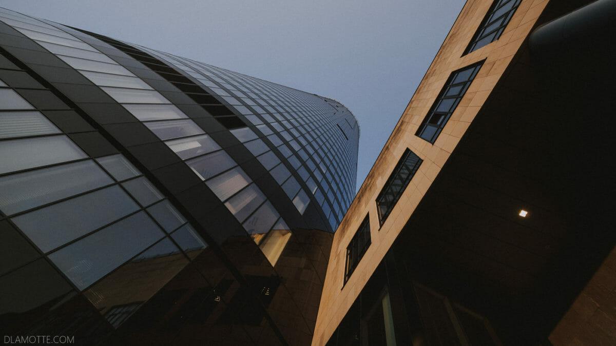 Sky Tower citybreak we Wrocławiu