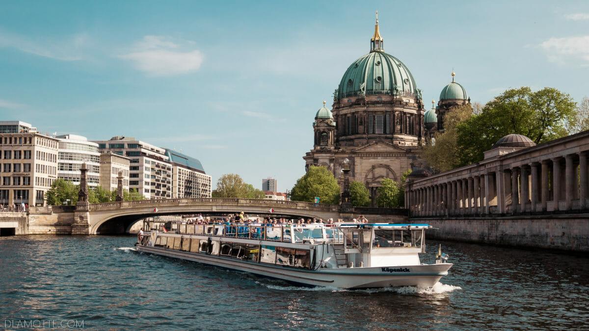 Berlin – co zobaczyć w pół dnia i gdzie skoczyć na kawę?