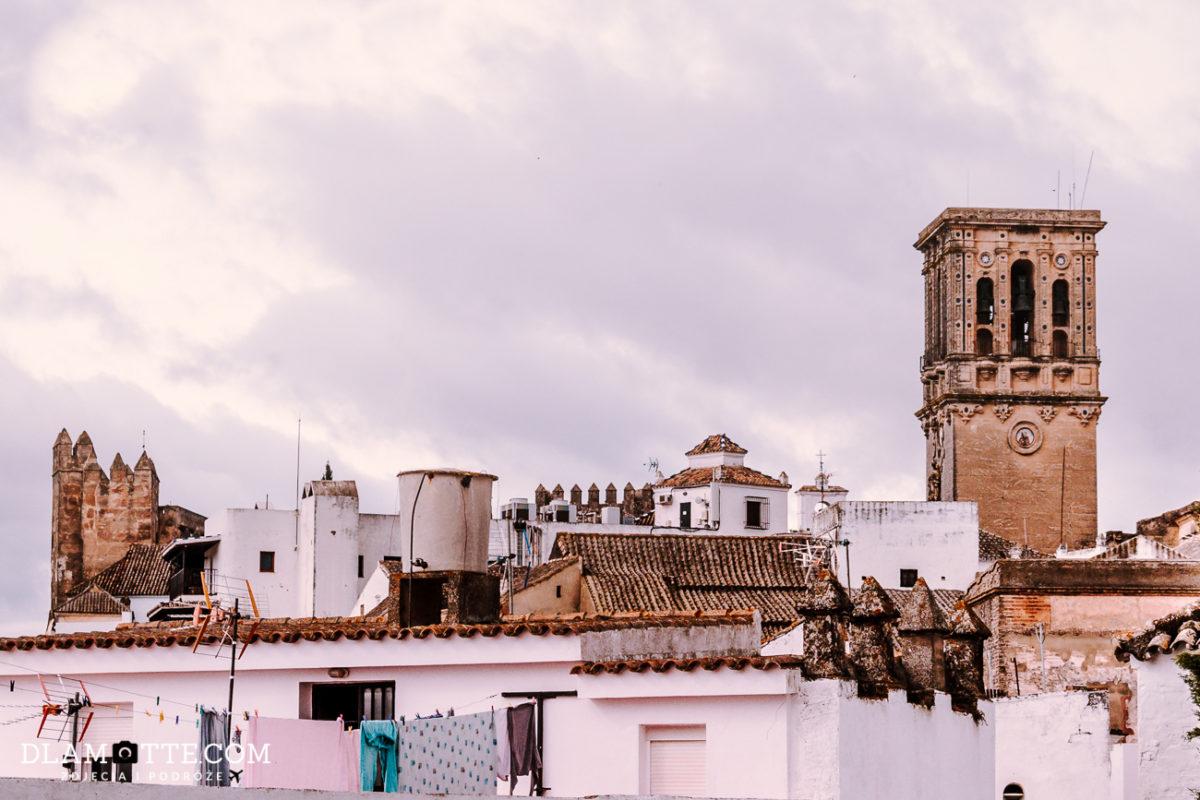 Arcos de la Frontera – urzekające białe miasteczko